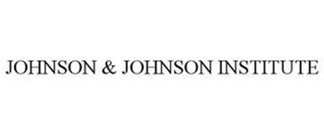JOHNSON & JOHNSON INSTITUTE
