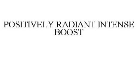 POSITIVELY RADIANT INTENSE BOOST