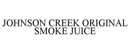 JOHNSON CREEK ORIGINAL SMOKE JUICE