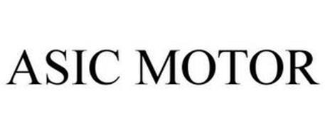 ASIC MOTOR