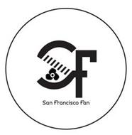 SF SAN FRANCISCO FAN