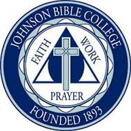 JOHNSON BIBLE COLLEGE FAITH PRAYER WORKFOUNDED 1893