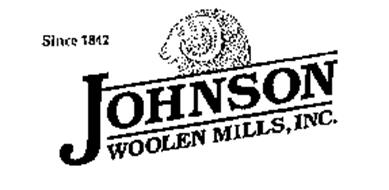 JOHNSON WOOLEN MILLS, INC. SINCE 1842