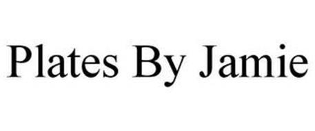 PLATES BY JAMIE