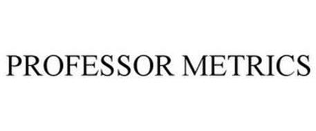 PROFESSOR METRICS