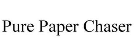 PURE PAPER CHASER