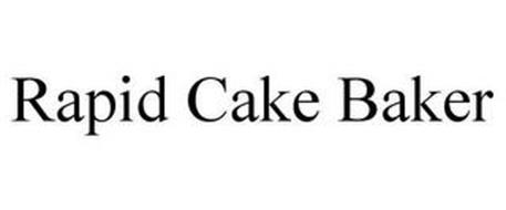 RAPID CAKE BAKER