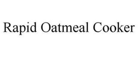 RAPID OATMEAL COOKER