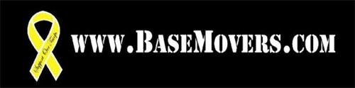 WWW.BASEMOVERS.COM SUPPORT OUR TROOPS