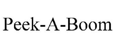 PEEK-A-BOOM