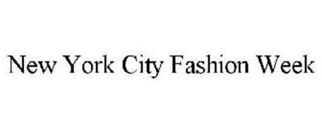 NEW YORK CITY FASHION WEEK