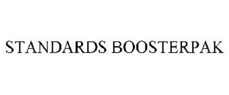 STANDARDS BOOSTERPAK