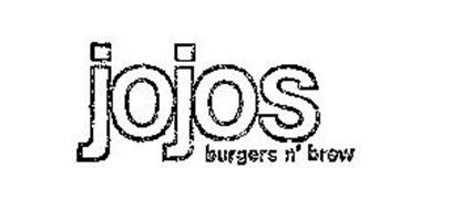 JOJOS BURGERS N' BREW