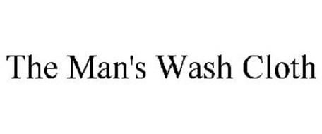 THE MAN'S WASH CLOTH
