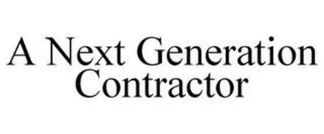 A NEXT GENERATION CONTRACTOR