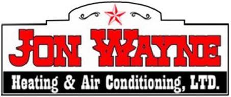 Jon Wayne Heating Amp Air Conditioning Ltd Trademark Of