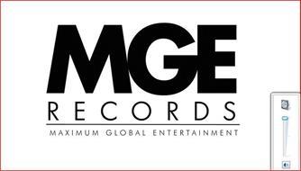 MGE RECORDS MAXIMUM GLOBAL ENTERTAINMENT
