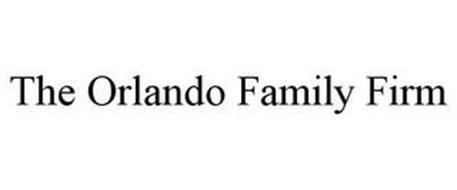 THE ORLANDO FAMILY FIRM
