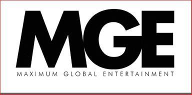 MGE MAXIMUM GLOBAL ENTERTAINMENT
