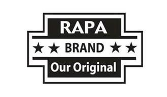 RAPA BRAND OUR ORIGINAL