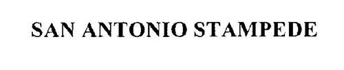 SAN ANTONIO STAMPEDE