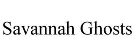 SAVANNAH GHOSTS