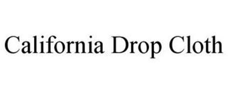 CALIFORNIA DROP CLOTH