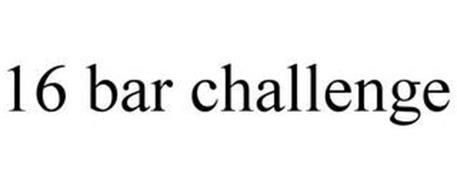 16 BAR CHALLENGE