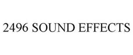 2496 SOUND EFFECTS