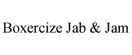 BOXERCIZE JAB & JAM