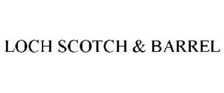 LOCH SCOTCH & BARREL