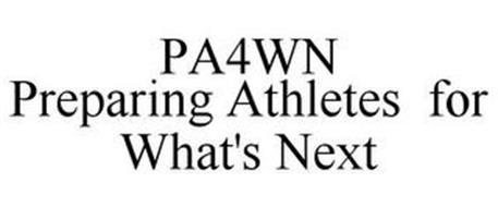 PA4WN PREPARING ATHLETES FOR WHAT'S NEXT