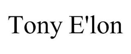 TONY E'LON