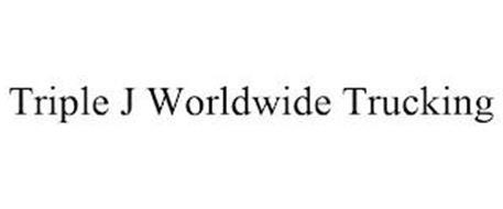 TRIPLE J WORLDWIDE TRUCKING