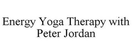 ENERGY YOGA THERAPY WITH PETER JORDAN