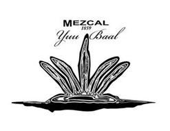 MEZCAL 1859 YUU BAAL