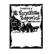 TEQUILA EL TEQUILENO ESPECIAL REPOSADO