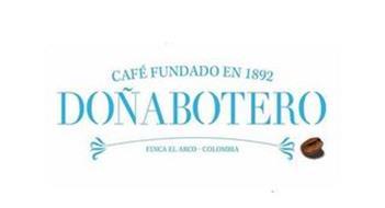 CAFÉ FUNDADO EN 1892 DOÑA BOTERO FINCA EL ARCO - COLOMBIA