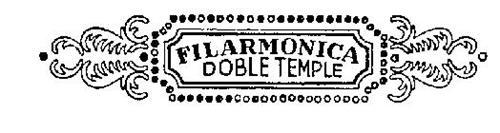 FILARMONICA DOBLE TEMPLE