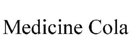 MEDICINE COLA