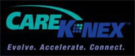 CARE KNEX EVOLVE. ACCELERATE. CONNECT.