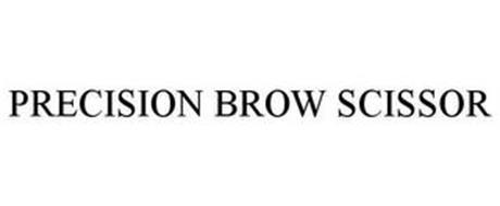 PRECISION BROW SCISSOR