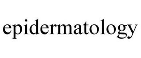 EPIDERMATOLOGY