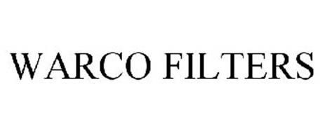 WARCO FILTERS