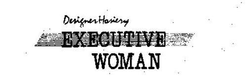 DESIGNER HOSIERY EXECUTIVE WOMAN