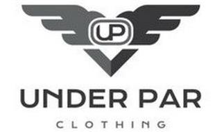UP UNDER PAR CLOTHING