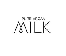 PURE ARGAN MILK