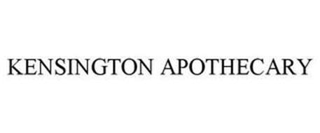 KENSINGTON APOTHECARY