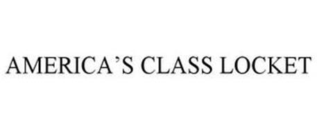 AMERICA'S CLASS LOCKET