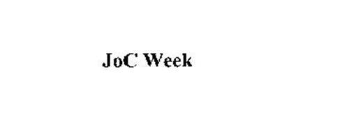 JOC WEEK